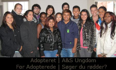 Adopteret | A&S Ungdom | For adopterede | Søger du rødder?