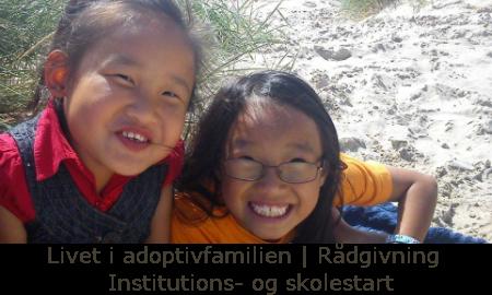 Livet i adoptivfamilien | Rådgivning | Institutions- og skolestart