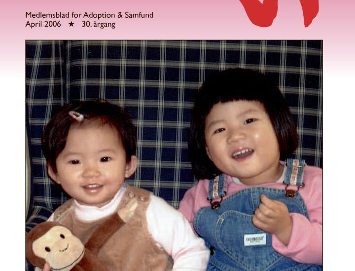 Adoption og Samfund, årgang 30, nr. 2 (2006)