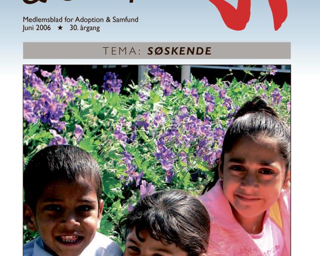 Adoption og Samfund, årgang 30, nr. 3 (2006)