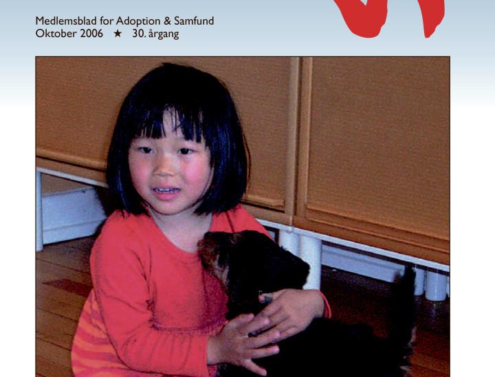 Adoption og Samfund, årgang 30, nr. 5 (2006)