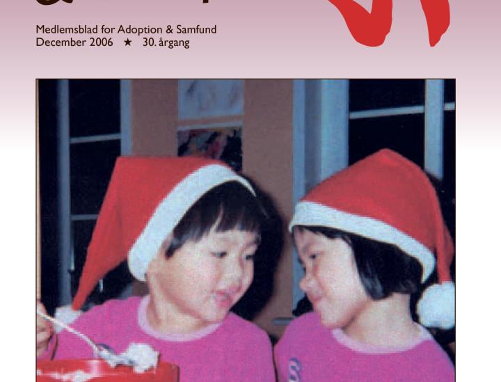Adoption og Samfund, årgang 30, nr. 6 (2006)