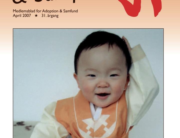 Adoption og Samfund, årgang 31, nr. 2 (2007)