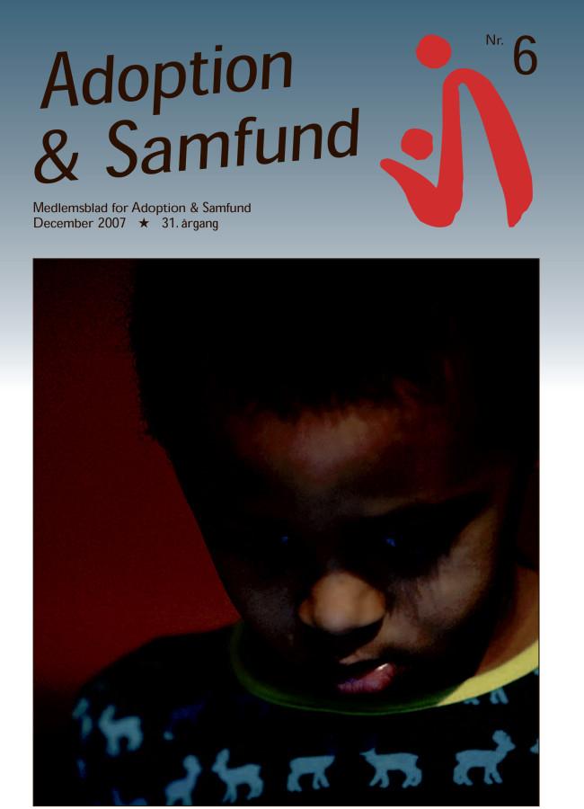 Adoption og Samfund, årgang 31, nr. 6 (2007)