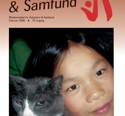 Adoption og Samfund, årgang 32, nr. 1 (2008)