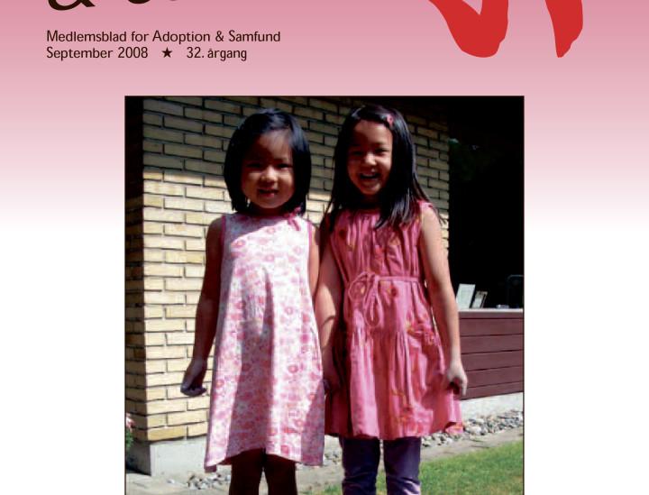 Adoption og Samfund, årgang 32, nr. 4 (2008)