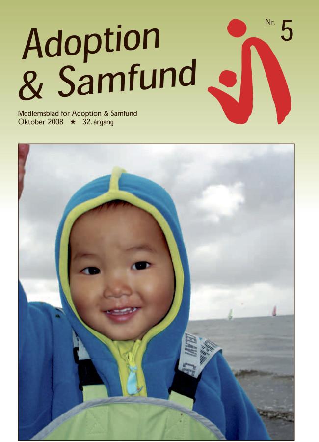 Adoption og Samfund, årgang 32, nr. 5 (2008)
