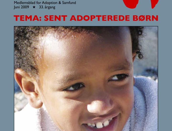 Adoption og Samfund, årgang 33, nr. 3 (2009)