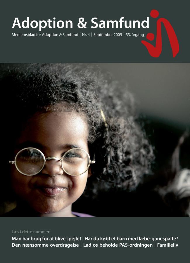 Adoption og Samfund, årgang 33, nr. 4 (2009)