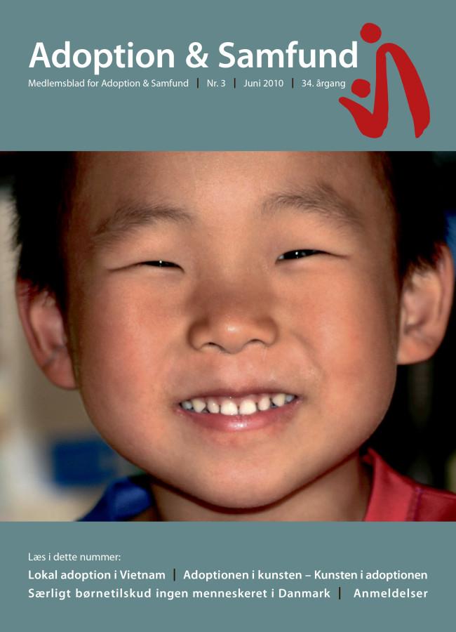 Adoption og Samfund, årgang 34, nr. 3 (2010)