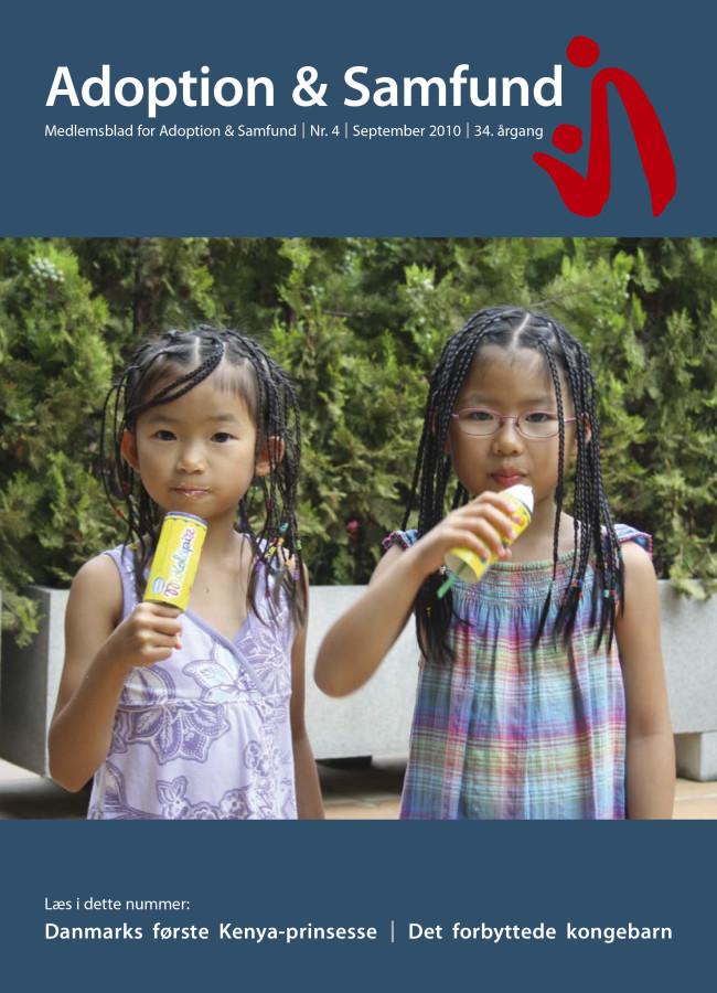 Adoption og Samfund, årgang 34, nr. 4 (2010)