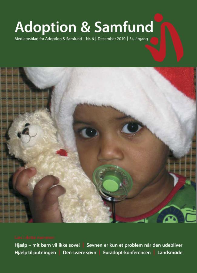 Adoption og Samfund, årgang 34, nr. 6 (2010)