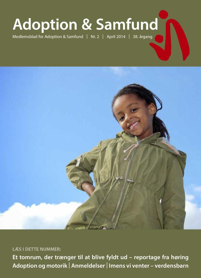Adoption og Samfund, årgang 38, nr. 2 (2014)