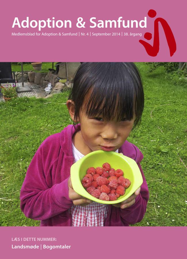Adoption og Samfund, årgang 38, nr. 4 (2014)