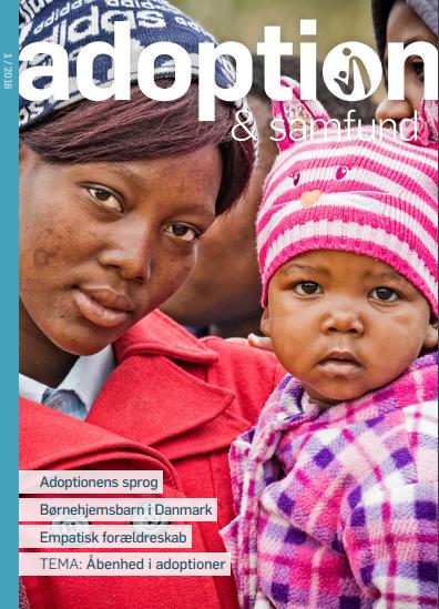 Adoption og Samfund, årgang 40, nr. 1 (2016)