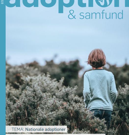 Adoption og Samfund, årgang 43, nr. 1 (2019)