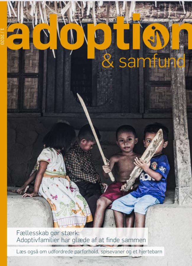 Adoption og Samfund, årgang 44, nr. 1 (2020)
